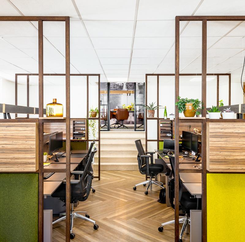 Nieuw kantoor office gemeentehuis town hall mayor Aardenburg Zeeland